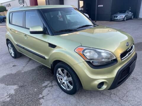 2013 Kia Soul for sale at Austin Direct Auto Sales in Austin TX