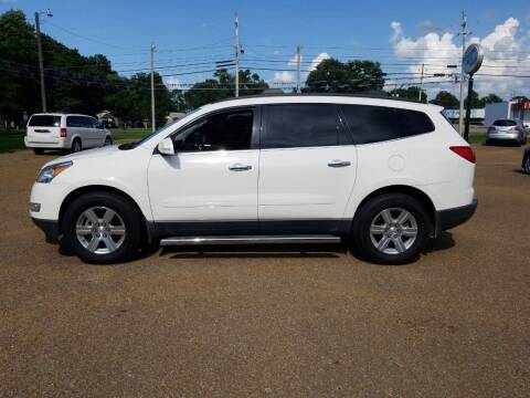 2010 Chevrolet Traverse for sale at Frontline Auto Sales in Martin TN