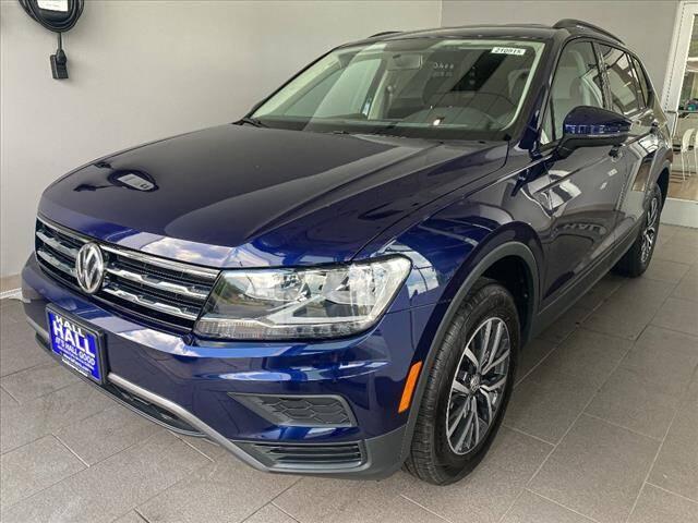 2021 Volkswagen Tiguan for sale in Brookfield, WI