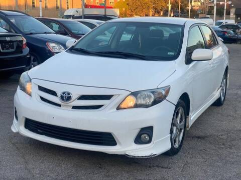 2013 Toyota Corolla for sale at IMPORT Motors in Saint Louis MO