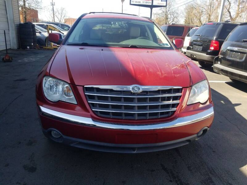 2007 Chrysler Pacifica for sale at Roy's Auto Sales in Harrisburg PA