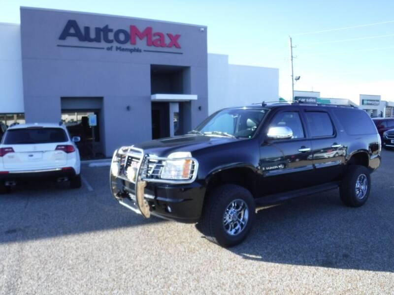2007 GMC Yukon XL for sale at AutoMax of Memphis - Logan Karr in Memphis TN