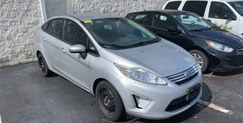 2012 Ford Fiesta for sale at Trocci's Auto Sales in West Pittsburg PA