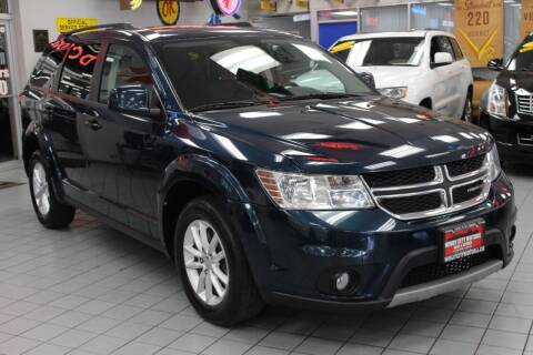 2014 Dodge Journey for sale at Windy City Motors in Chicago IL