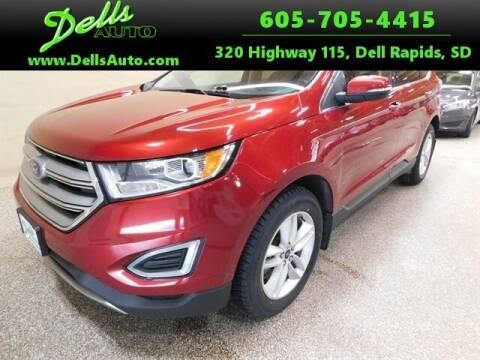 2015 Ford Edge for sale at Dells Auto in Dell Rapids SD