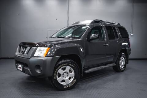 2008 Nissan Xterra for sale at TOPLINE AUTO GROUP in Kent WA