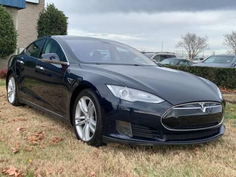 2013 Tesla Model S for sale at Essen Motor Company, Inc in Lebanon TN