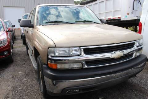 2005 Chevrolet Suburban for sale at Imotobank in Walpole MA