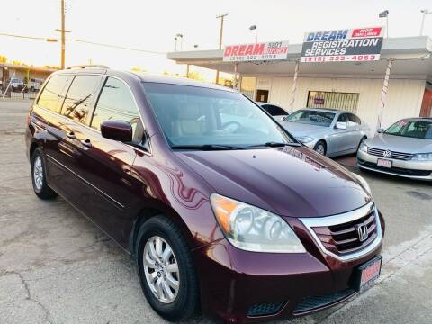 2008 Honda Odyssey for sale at Dream Motors in Sacramento CA