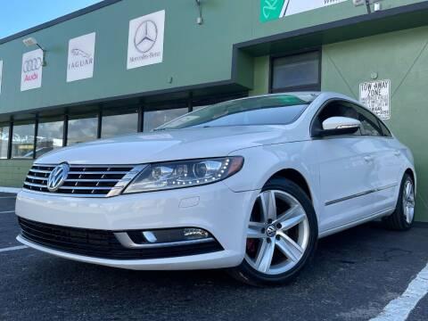 2015 Volkswagen CC for sale at KARZILLA MOTORS in Oakland Park FL