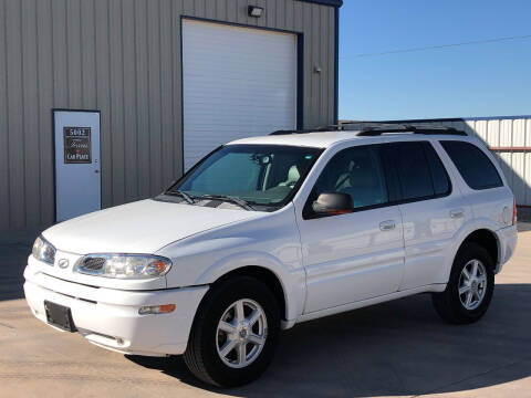 2002 Oldsmobile Bravada for sale at TEXAS CAR PLACE in Lubbock TX