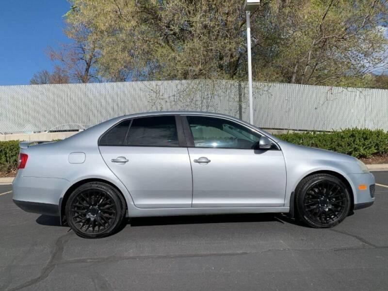 2009 Volkswagen Jetta for sale at BITTON'S AUTO SALES in Ogden UT