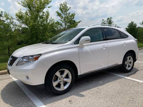 2010 Lexus RX 350 for sale at Ace Motors in Saint Charles MO