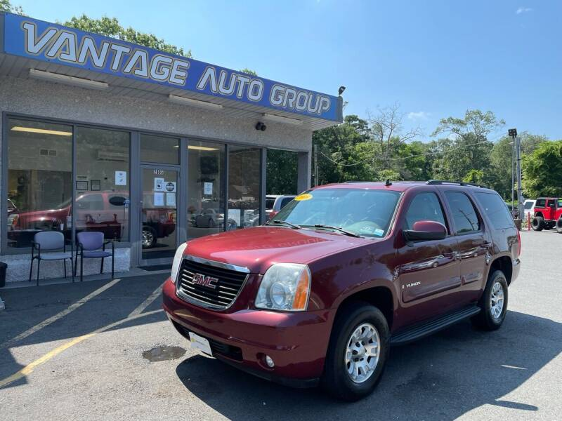 2008 GMC Yukon for sale at Vantage Auto Group in Brick NJ