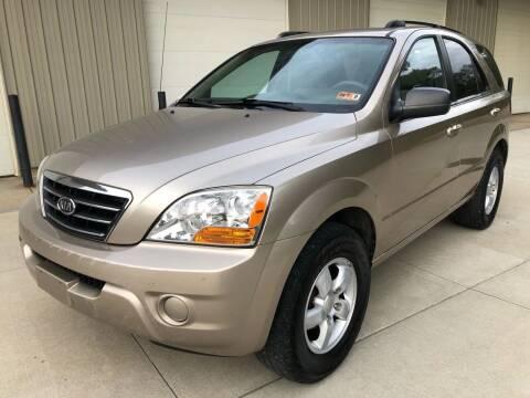 2008 Kia Sorento for sale at Prime Auto Sales in Uniontown OH
