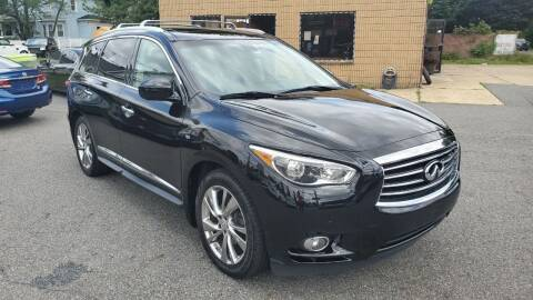 2015 Infiniti QX60 for sale at Citi Motors in Highland Park NJ