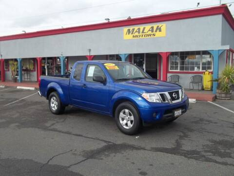 2012 Nissan Frontier for sale at Atayas Motors INC #1 in Sacramento CA