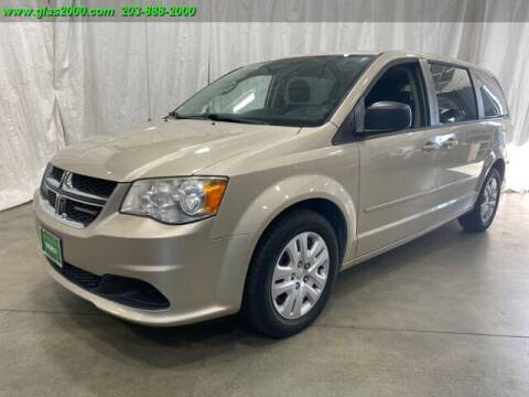 2014 Dodge Grand Caravan for sale at Green Light Auto Sales LLC in Bethany CT