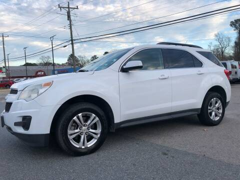2012 Chevrolet Equinox for sale at Mega Autosports in Chesapeake VA