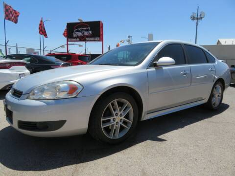 2010 Chevrolet Impala for sale at Moving Rides in El Paso TX