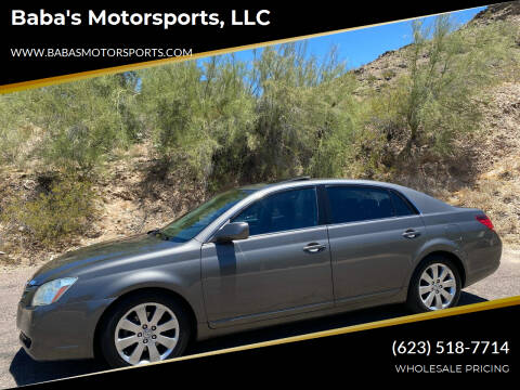 2006 Toyota Avalon for sale at Baba's Motorsports, LLC in Phoenix AZ