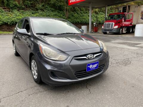 2012 Hyundai Accent for sale at Exotic Automotive Group in Jersey City NJ