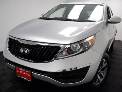 2014 Kia Sportage for sale at CarNova in Stafford VA