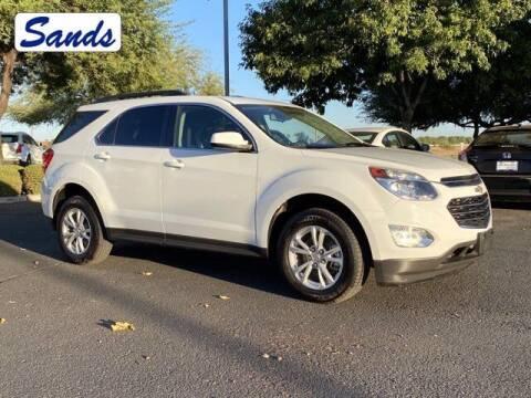 2017 Chevrolet Equinox for sale at Sands Chevrolet in Surprise AZ