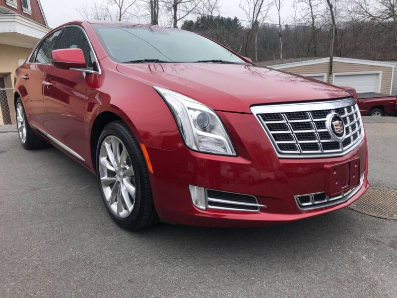 2013 Cadillac XTS for sale at Dracut's Car Connection in Methuen MA