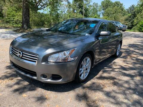 2014 Nissan Maxima for sale at Triple A Wholesale llc in Eight Mile AL