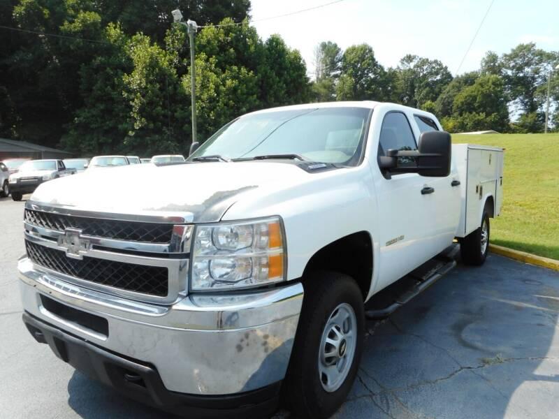 2012 Chevrolet Silverado 2500HD for sale at Super Sports & Imports in Jonesville NC