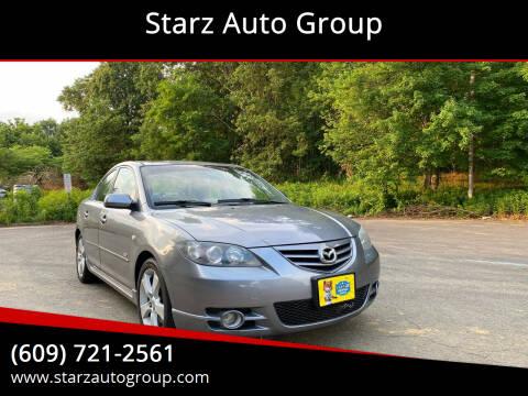 2006 Mazda MAZDA3 for sale at Starz Auto Group in Delran NJ
