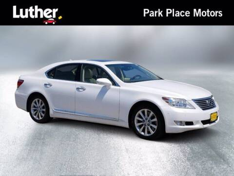2011 Lexus LS 460 for sale at Park Place Motor Cars in Rochester MN