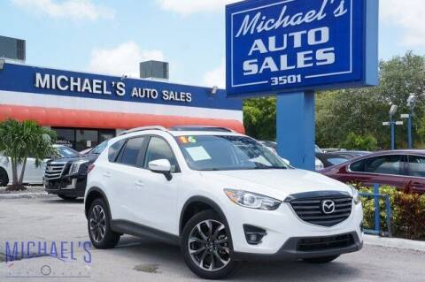 2016 Mazda CX-5 for sale at Michael's Auto Sales Corp in Hollywood FL