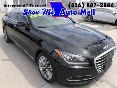 2017 Genesis G80 for sale at Show Me Auto Mall in Harrisonville MO