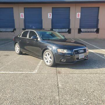 2009 Audi A4 for sale at Lifestyle Motors LLC in Portland OR