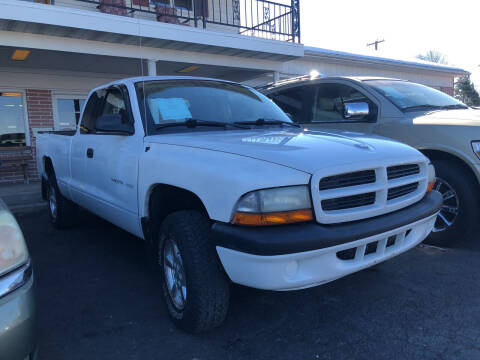 2002 Dodge Dakota for sale at Rine's Auto Sales in Mifflinburg PA