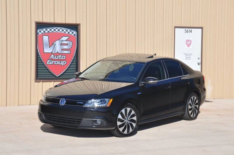 2013 Volkswagen Jetta for sale at V12 Auto Group in Lubbock TX