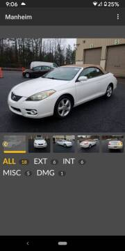 2007 Toyota Camry Solara for sale at Kidron Kars INC in Orrville OH
