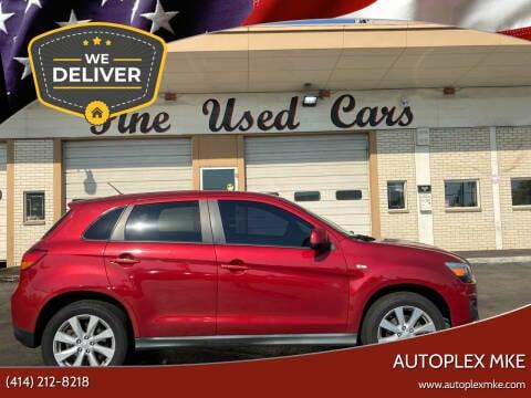 2013 Mitsubishi Outlander Sport for sale at Autoplex MKE in Milwaukee WI
