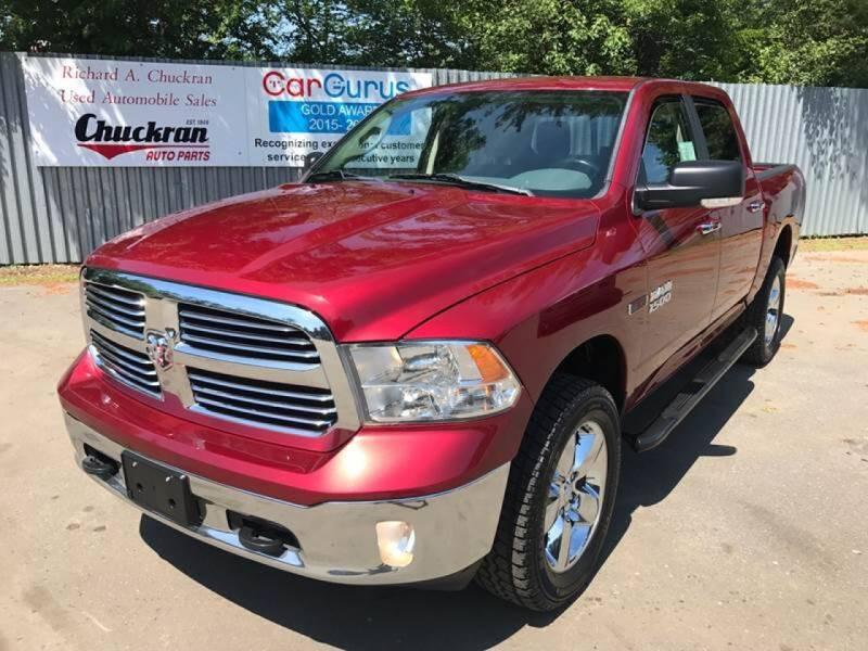 2015 RAM Ram Pickup 1500 for sale at Chuckran Auto Parts Inc in Bridgewater MA