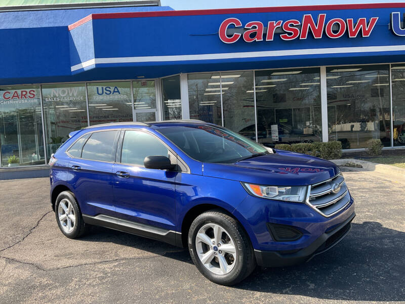 2015 Ford Edge for sale at A 1 Motors in Monroe MI