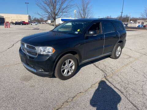 2012 Dodge Durango for sale at TKP Auto Sales in Eastlake OH