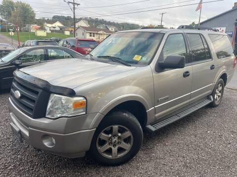 2008 Ford Expedition EL for sale at Trocci's Auto Sales in West Pittsburg PA