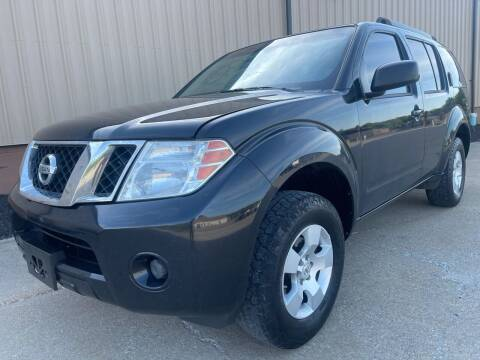 2012 Nissan Pathfinder for sale at Prime Auto Sales in Uniontown OH