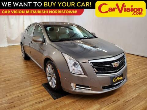 2017 Cadillac XTS for sale at Car Vision Mitsubishi Norristown in Trooper PA