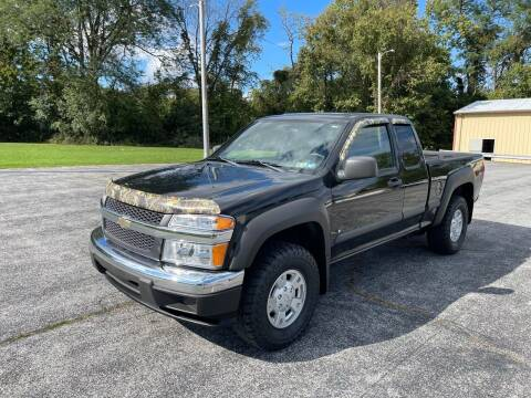 2007 Chevrolet Colorado for sale at Jackie's Car Shop in Emigsville PA