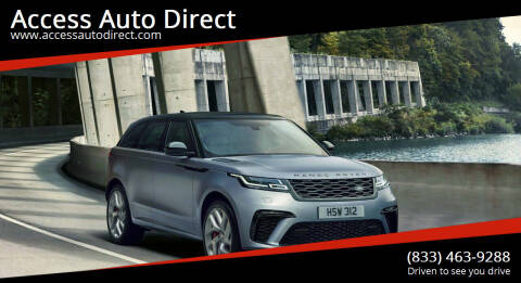 2019 Land Rover Range Rover Evoque for sale at Access Auto Direct in Baldwin NY