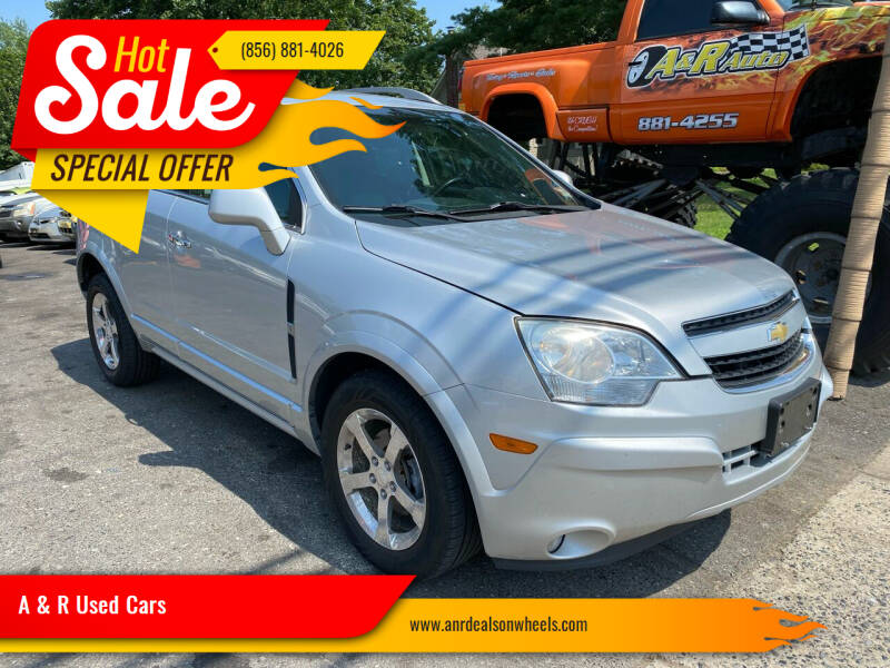 2013 Chevrolet Captiva Sport for sale at A & R Used Cars in Clayton NJ