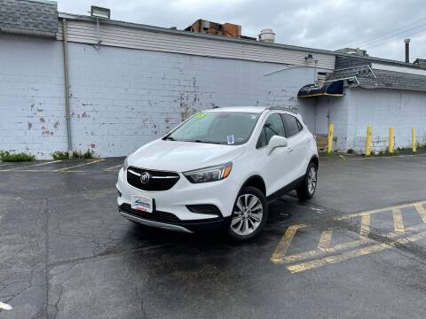 2018 Buick Encore for sale at Santa Motors Inc in Rochester NY